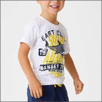IDO t-shirt manica corta da bambino 4w005 IDO