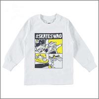 IDO t-shirt manica lunga girocollo 4k508 bambino IDO