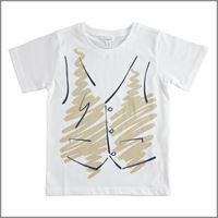 DODIPETTO t-shirt manica corta di cotone 5j306 bambino DODIPETTO