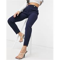 Ted Baker - resat - pantaloni skinny alla caviglia blu scuro