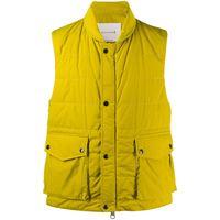Mackintosh gilet henting - giallo