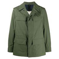 Mackintosh giacca skite - verde