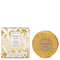 Sapone profumato bouquet d'oro