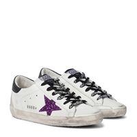 Golden Goose sneakers superstar in pelle