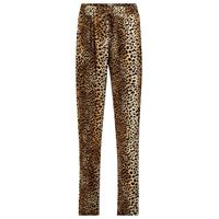 Melissa Odabash pantaloni jude a stampa leopardata