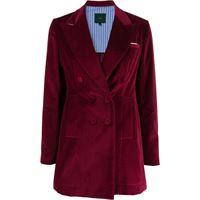 Jejia blazer doppiopetto - rosso