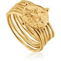 Ania Haie anello donna gioielli Ania Haie gold digger r020-02g-52