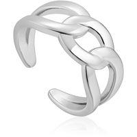 Ania Haie anello donna gioielli Ania Haie chain reaction r021-02h