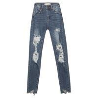 MANGANO - pantaloni jeans