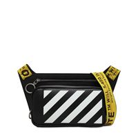 "OFF-WHITE borsa ""diag"" in pelle"