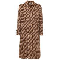 GUCCI cappotto in lana gg
