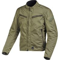 Macna giacca moto touring Macna solute verde militare