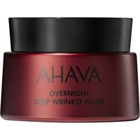 Ahava cura del viso apple of sodom overnight deep wrinkle mask 50 ml