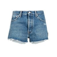 Off-White shorts denim - blu