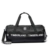 Timberland borsone sport leisure in colore nero colore nero unisex, size taglia unica