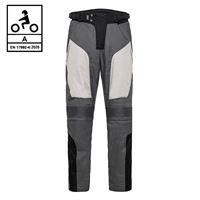 BEFAST pantaloni moto befast radius pant ce certificati nero grigio