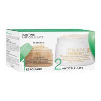 Collistar kit speciale corpo perfetto gel-fango drenante anticellulite 400 ml + talasso-scrub anti-acqua 150 g