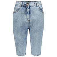 Balmain shorts di jeans a vita alta