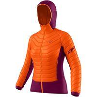 Dynafit giacca tlt light insulation donna arancione