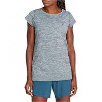 Asics race seamless ss top t-shirt running donna