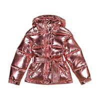 Perfect Moment Kids giacca da sci oversize
