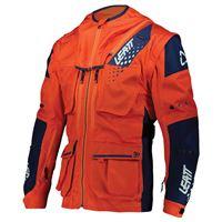 LEATT giacca leatt enduro 5.5 arancio