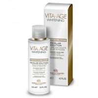 Ofi SpA Bottega di LungaVita vita age whitening soluzione micellare struccante viso occhi e decolleté 125 ml
