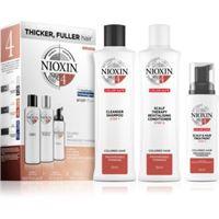Nioxin system 4 color safe confezione regalo per capelli tinti unisex ii.