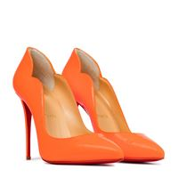 Christian Louboutin pumps hot chick 100 in vernice