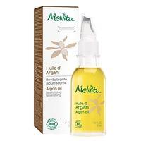 Melvita huiles de beautè huile d'argan bio 50 ml
