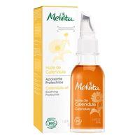 Melvita huiles de beautè huile de calendula bio 50 ml