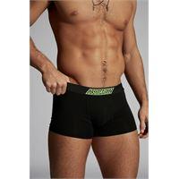 Dsquared2 uomo boxer nero taglia xs 95% cotone 5% elastan