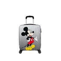 American Tourister trolley disney legends spinner 55 valigia piccola bagaglio rigido mickey dot mickey dot