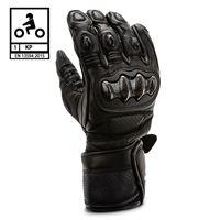 BEFAST guanti moto pelle racing befast protector ce certificati nero