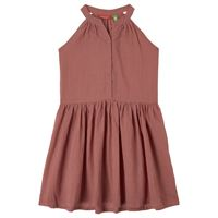 Bakker Made With Love - bertille short vestito viola - bambina - 5 anni - porpora