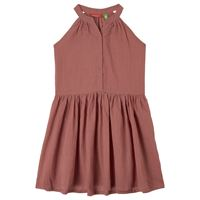 Bakker Made With Love - bertille short vestito viola - bambina - 10 anni - porpora