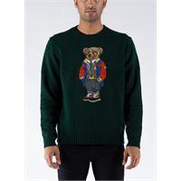 POLO RALPH LAUREN maglione teddy uomo