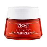 Vichy linea liftactiv collagen specialist crema notte anti-rughe profonde 50 ml