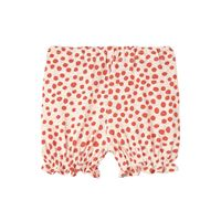Bakker Made With Love - pepita mutandoni red/white - bambina - 6 mesi - rosso