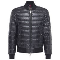 """MONCLER bomber """"perouges"""" in nylon"""