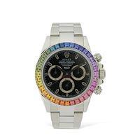 MAD PARIS orologio rolex daytona rainbow 40mm