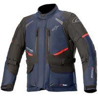 Alpinestars - giacca moto Alpinestars andes v3 drystar blu