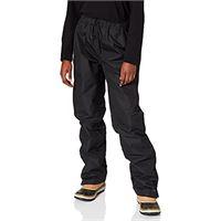 Vaude - fluid, pantaloni da donna, nero, 46