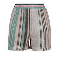 Missoni shorts a righe - blu