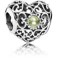 Pandora symbols 791784pe gioiello donna ciondolo argento pietre