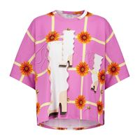 LOEWE t-shirt a stampa in cotone
