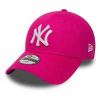 New era 9forty essential new york yankees youth cappellino ragazza
