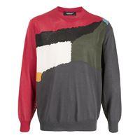Undercover maglione a girocollo - multicolore