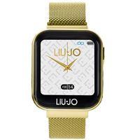 Liu Jo orologio liu-jo luxury smartwatch gold swlj004