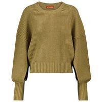 Altuzarra pullover anthea in cotone e cashmere